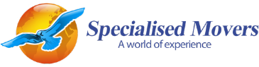 Specialised Movers Logo